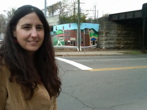 Clinton Street Mural Project by Artist Mik Tulumello