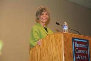 NPR Special Correspondent Susan Stamberg